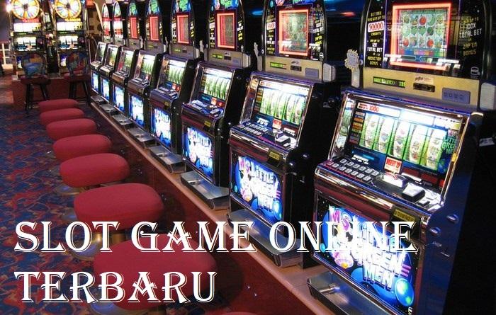 Game Slot Judi Mesin
